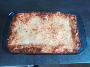 lasagne 6. lépés