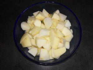 Fahéjas almaleves