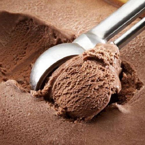 csokoládé fagyi